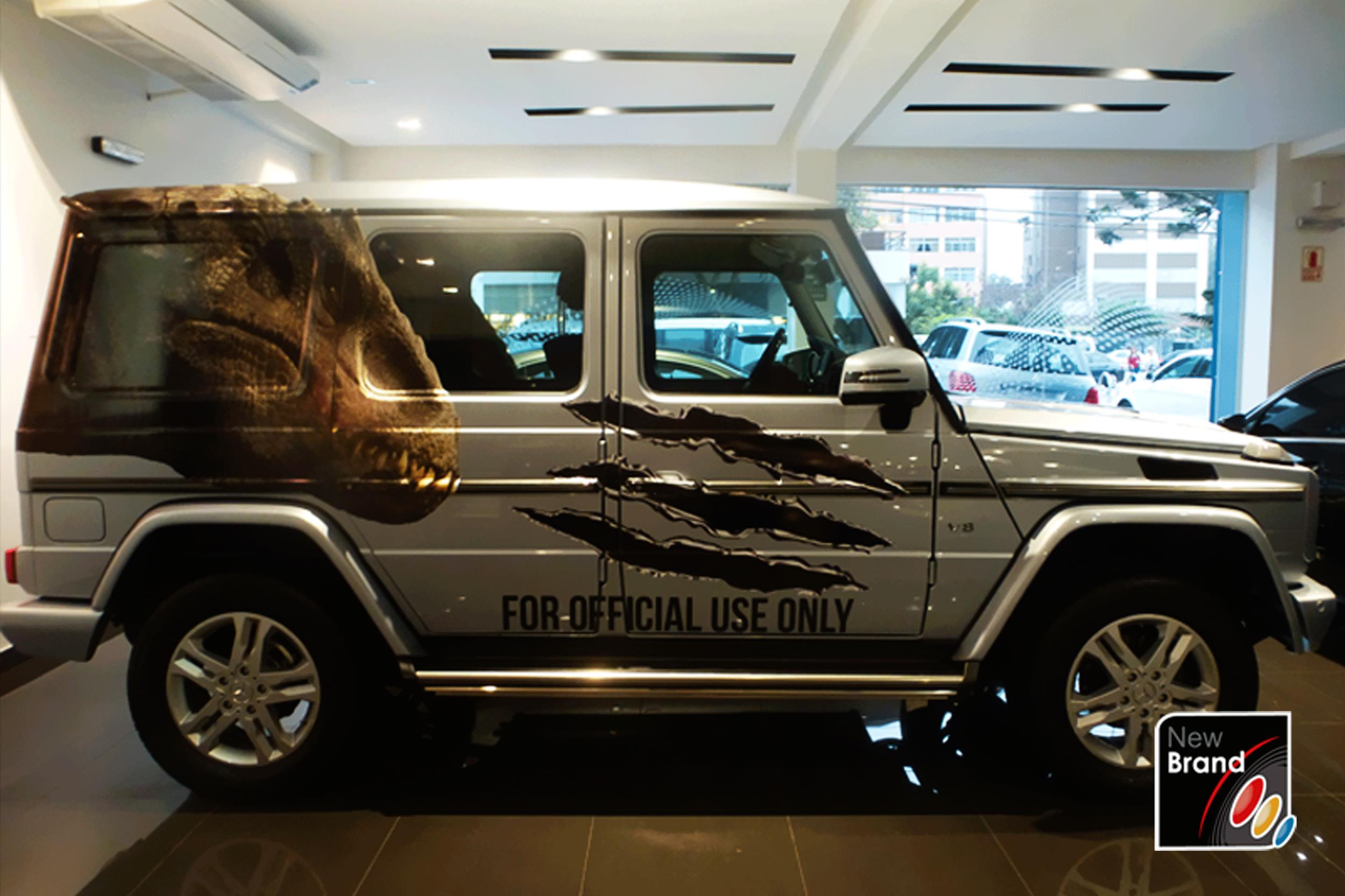 new brand ploteo vehicular