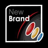 logo new brand publicidad visual
